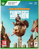 Deep Silver XBOX Serie X Saints Row DayOne Edition X/XONE