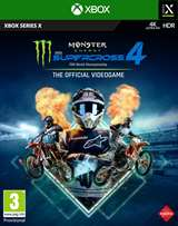 Milestone XBOX Serie X Monster Energy Supercross 4
