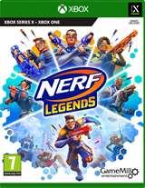Maximum Games XBOX Serie X NERF Legends X/XONE