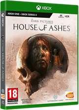 Bandai Namco XBOX Serie X The Dark Pictures Anthology: House of Ashes X/XONE
