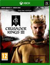 Paradox XBOX Serie X Crusader Kings III Console Edition (Day One Edition)
