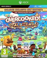Sold Out XBOX Serie X Overcooked AllYou Can Eat