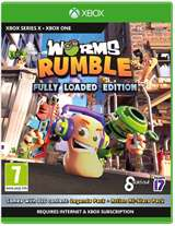 Sold Out XBOX Serie X Worms Rumble -Fully Loaded Edition X/XONE