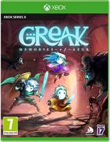Sold Out XBOX Serie X Greak: Memories of Azur