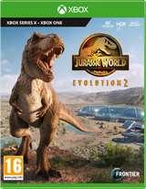 Sold Out XBOX Serie X Jurassic World Evolution 2 X/XONE