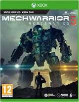 Sold Out XBOX Serie X MechWarrior 5: Mercenaries X/XONE