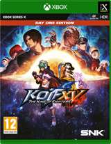 SNK XBOX Serie X The King of Fighters XV - Day One Edition