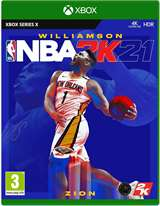 Take Two Interactive XBOX Serie X NBA 2K21