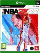 Take Two Interactive XBOX Serie X NBA 2K22 EU