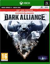 Wizards of The Coast XBOX Serie X Dungeons & Dragons: Dark Alliance - Day One Edition X/X